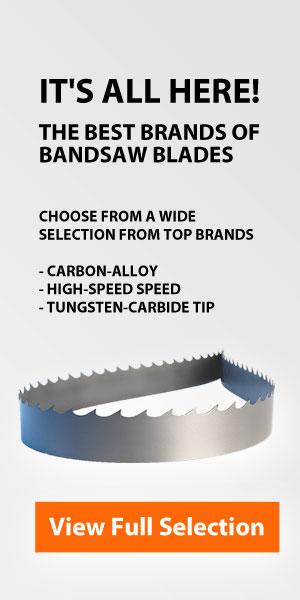 bandsaw blade ads