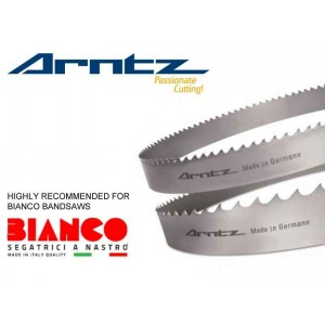 bandsaw blade for bianco model a length mm x width mm x mm x tpi