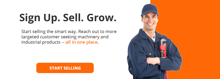 Start Selling Machinery Genie Australia