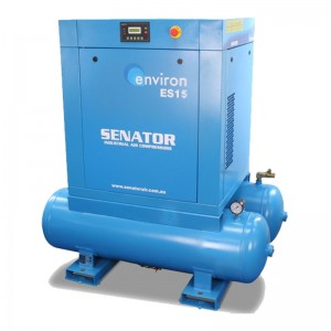 Senator ES Rotary Screw Air Compressor for Sale Online Australia right